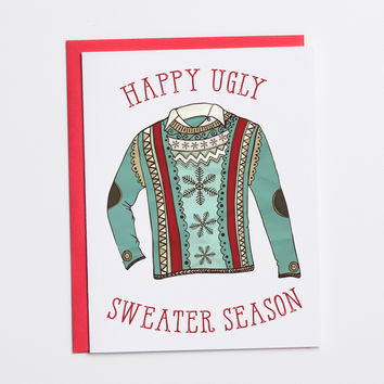 Happy Ugly Sweater Season