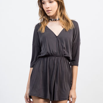 Get Tied Up Romper