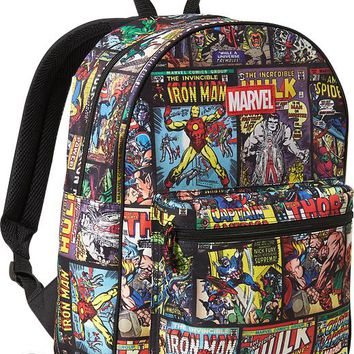Old Navy Boys Marvel Comics Super Heroes Backpacks Size One Size - Marvel heroes