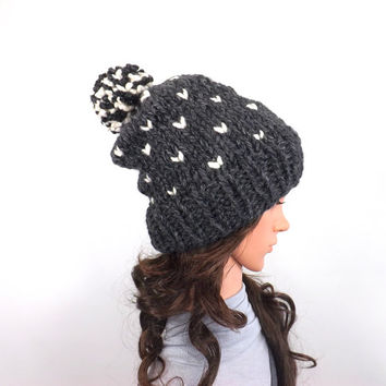 Best Fair Isle Knitted Hat Products on Wanelo