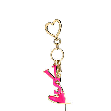 VS Heart Charm - Victoria's Secret