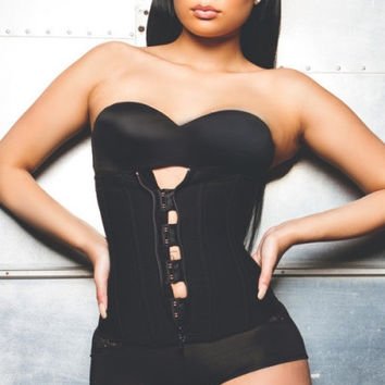 Clip and Zip Waist Trainer