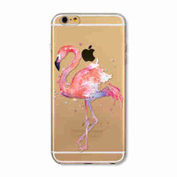 Flamingo Phone Case for iPhone 7 6 6s
