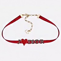 DIOR Fashion Women Bracelet Hand Catenary Necklace Jewelry Accessories