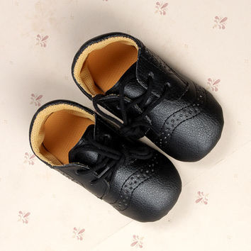 Leather Baby First Walkers Antislip First Walkers For Baby Boy Girl Genius Baby Infant Shoes LZH7 NW