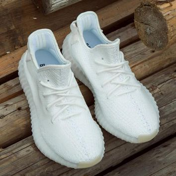 Adidas Yeezy 550 Boost 350 V2 pure white H Z