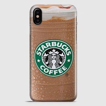Starbucks iPhone X Case