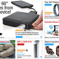 Gift Ideas, Smart Solutions, Unique Gifts for Him & Her at Brookstone