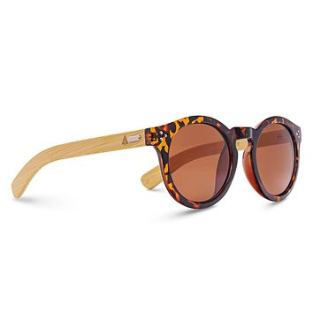 Wooden Sunglasses // Rina 52