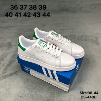 Adidas STAN SMITH Lover Heart Men Women Fashion Casual Skate Shoes