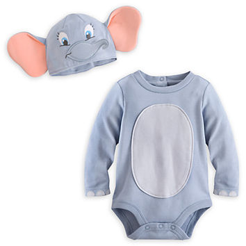 Dumbo Costume Bodysuit for Baby