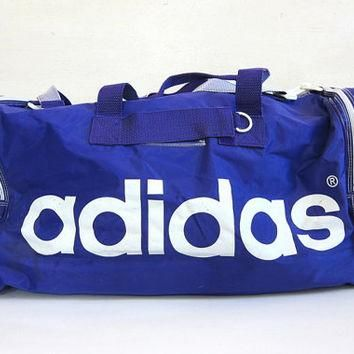 20% OFF SALE vintage Adidas Duffle Bag    purple sports duffel b 200c7a5f9eb2a