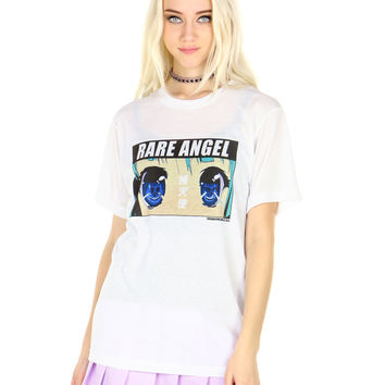 ANGEL ANIME EYES TEE
