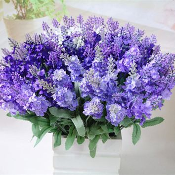 Flowers Fake Flower Bouquet Floral Artificial Wedding Garden Wedding Decor #1517