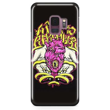 A Day To Remember Band Tomato Samsung Galaxy S9 Plus Case | Casefantasy
