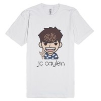 White T-Shirt | JC Caylen Merch