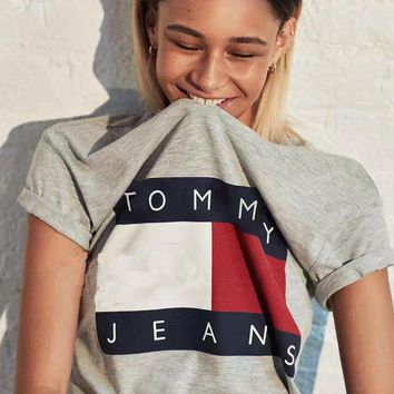 tommy jeans for uo 90s tee