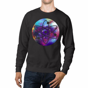The Big Bang Theory Atom Nebula Unisex Sweaters - 54R Sweater