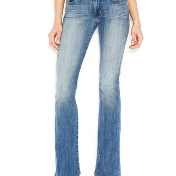 True Religion Petite Becca Bootcut Jeans, Earth's Mystery Wash