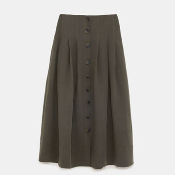 -Midi-SKIRTS-WOMAN | ZARA United States