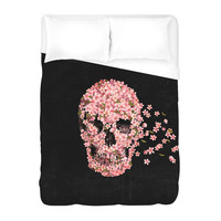 A Beautiful Death Duvet Cover