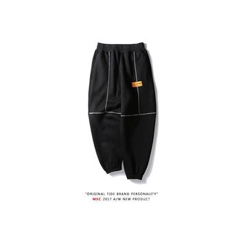 Thicken Winter Sports Cotton Pants [350389239844]