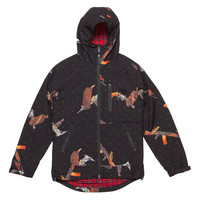 Bird Trap - Men's Woven Anorak Jacket