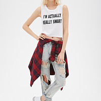 Smart Graphic Muscle Tee