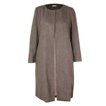 Rossella Tweed Coat
