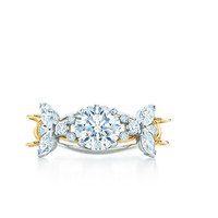 Tiffany & Co. | Engagement Rings | Jean Schlumberger Two Bees Ring | United States