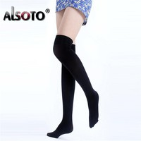 Sexy Women stockings 2016 Brand design high quality knee high socks Warm Slim was thin leggings medias calcetines mujer Hot Sale