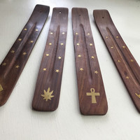Canoe Incense Holders - Large Incense Burner - Canoe Ashcatcher