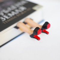 Louboutin Shoes Bookmark