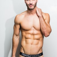 Slick Black Jockstrap - Special Edition