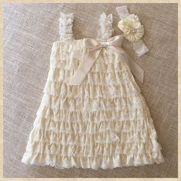 Tollder Girls Dress Summer Infant Baby Lace Flower Chiffon Photography Props Clothes