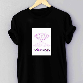 "Purple Diamond Supply Co - T Shirt for man shirt, woman shirt ""NP"""