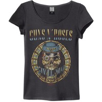 Guns N Roses  Civil War Girls Jr Black
