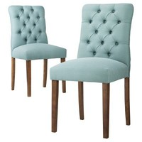 Threshold™ Brookline Tufted Dining Chair - Set of 2