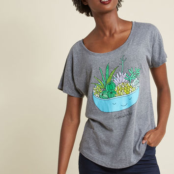 Mind Your Planters Graphic T-Shirt
