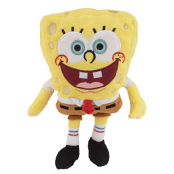 Universal Studios SpongeBob Plush Beanie New with Tag