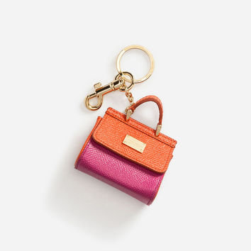Other Women's Accessories | Dolce&Gabbana - SICILY CHARM KEY RING
