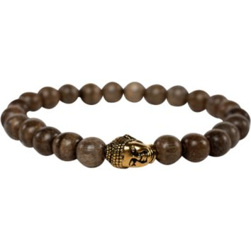 Men's Graywood Buddha Bracelet
