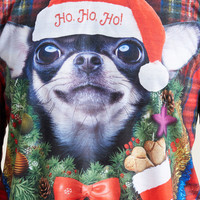 Jingle Bell Ruff Men's Graphic Tee