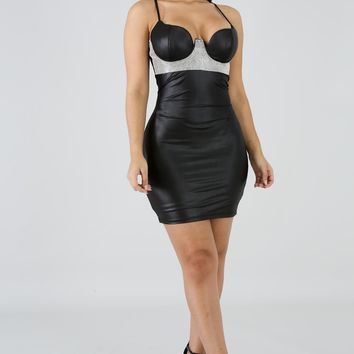 All I Want You Bodycon Dress
