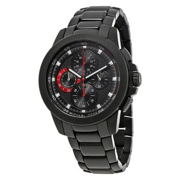 Michael Kors Ryker Chronograph Black Dial Mens Watch MK8529