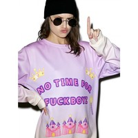 CUTIES ONLY KINGDOM SWEATSHIRT