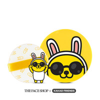 [THE FACE SHOP] Natural Sun Eco Baby Sunscreen Cushion SPF34PA ++ (Kakao Friends Edition)