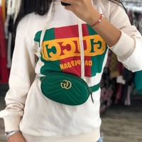 Gucci Women Men Hot Hoodie Cute Sweater-3