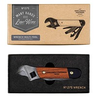 WILD AND WOLF MANY HANDS WRENCH MULTI-TOOL