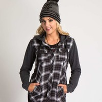 Metal Mulisha TRUCKS WOVEN FLANNEL from Official Metal Mulisha Store